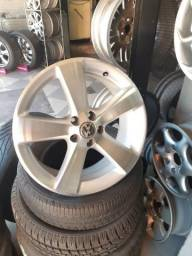Roda aro 17 Importadas Mexicanas Original da Volkswagen