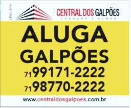 Galpão com 1000m2