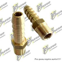 Niple 1/8 NPT x 8mm unidade