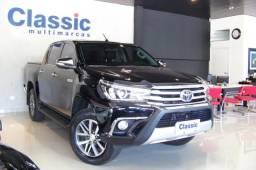Toyota Hilux Srx 2.8 Diesel Automática - 2017