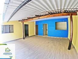 Casa Comercial No Jundiaí, 4 quartos sendo 1 suíte, 300 m² / Próximo do parque ipiranga