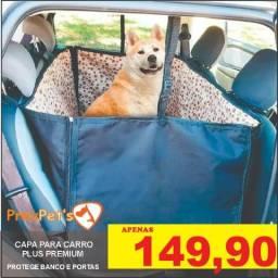 Capa para carro Pet Plus