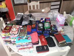 Vendo 420 capas de celular