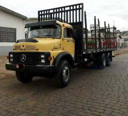 Caminhão MB 2220 Ano 90 Transtoras - 1990