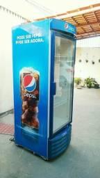 Freezer Expositor Metalfrio Pepsi