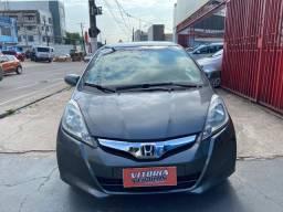Honda fit 1.4 lx automático 2014/2014 só na vitória veículos