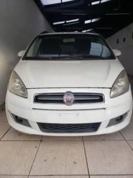 Fiat idea 1.4 attractive com gnv 2014