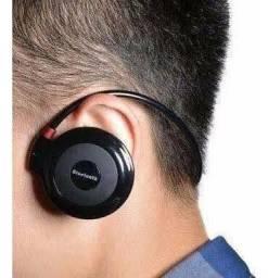 Fone articulado via Bluetooth $55 Novo