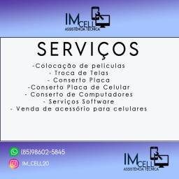 IMcell assistência