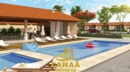 Lindas Casas no Condomínio Bianca | 2 Quartos | 50m²