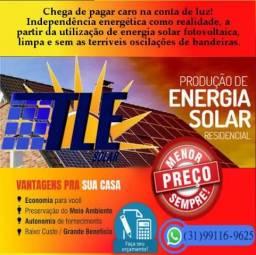 ENERGIA SOLAR MENOR PREÇO DE MINAS GERAIS