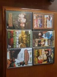 Coleção DVDs por R$ 7,00