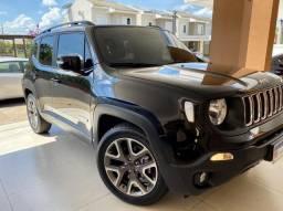 Jeep renegade 1.8 flex aut longitude 18/19 - 2019