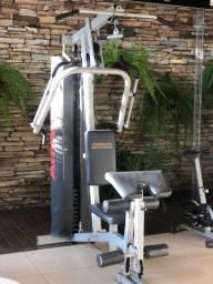 Estação muscular - athletics advanced 300 m