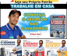 Inscrições Abertas para os Cursos O Segredo das Lavadoras, Lava e Seca, Refrigeradores