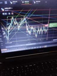 + de 200 Cursos de Trader 's por 150,00 / + de 250 mil de conteúdos