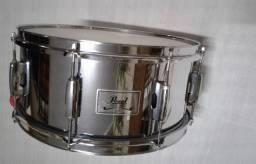 Caixa Pearl 14 x 6,5 Steel Shell