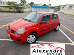 CLIO 4 MIL DE ENTRADA + 48X R$490,00