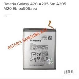 Bateria Samsung A20 Entrega Grátis