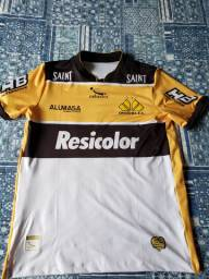 Camisa Criciúma tricolor 2018 de jogo