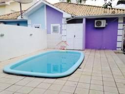 RB- Casa mobiliada de 04 dormis com piscina!