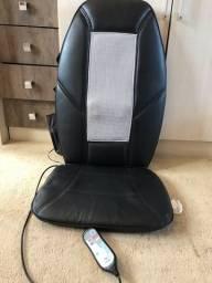 Assento massageador massagem