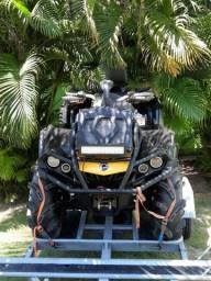 Quadriciclo Can An