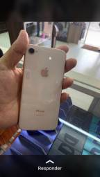 Vendo esse celular iPhone 64 gb