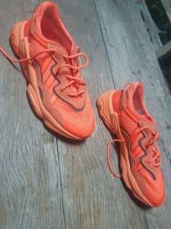 Ozweego laranja n°39