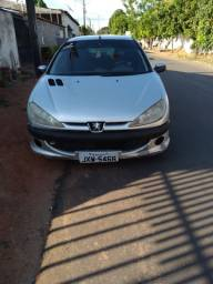 Peugeot 1.4 completo ano 2006 valor 5,500