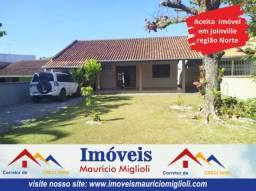 Casa com 3 quartos, 1 suite, na Praia do Ervino