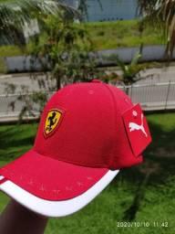Bonés Ferrari Puma