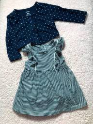 Lote de roupas menina (ótimas marcas - Imperdível)