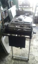Máquina ..fabricar Fraldas