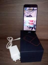 Zenfone 4 dual chip 128GB de memória  com caixa.