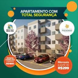 GV- Apartamentos no centro de Igarassu