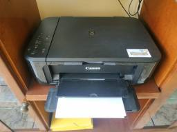 Impressora Canon wifi e copiadora MG3610. Precisa trocar cartucho. Campos, RJ