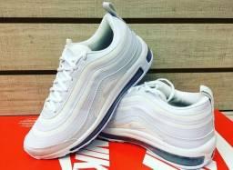 Nike Airmax 97 branco (PROMOÇÃO)