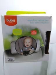 Espelho retrovisor para banco traseiro (bebê)
