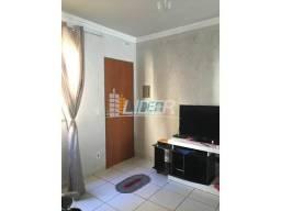 Apartamento à venda com 2 dormitórios em Laranjeiras, Uberlandia cod:16758