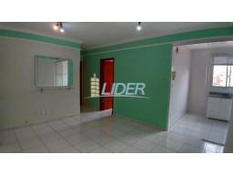 Apartamento à venda com 2 dormitórios em Santa mônica, Uberlandia cod:22658