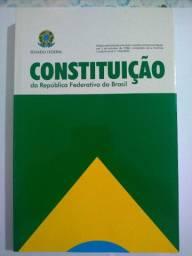 LIVRO CONSTITUIÇÃO FEDERAL DO BRASIL. EDIÇÃO 2020