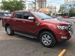 Ford Ranger Limited 2019 com apenas 30 mil km