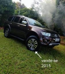 Pajero Dakar 3.2 4x4 diesel 7 lugares - sw4