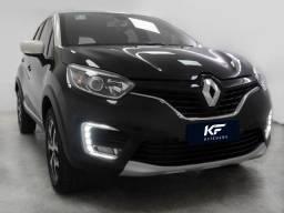 Renault Captur 1.6 Intense 2019 Preto Automático Completo