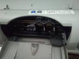 Impressora HP funcionando ( sem o cartucho)