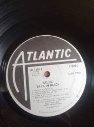 Vinil ACDC - Back in Black e For those about to Rock