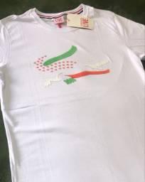 Camisas de grifes peruanas e em algodão