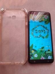 Samsung j4 + novo