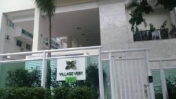 Village Vert Apartamento 3 Quartos Com Armários na Freguesia